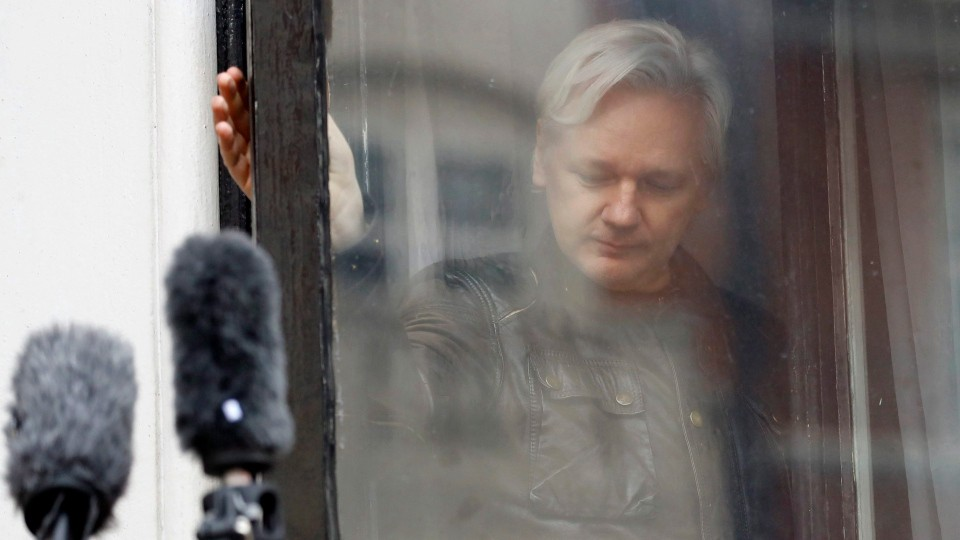 Twenty-One Thoughts On The Persecution Of Julian Assange