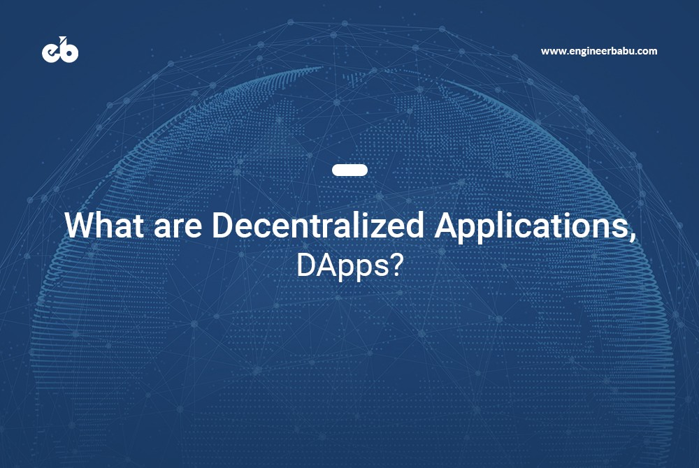 Decentralized application for the