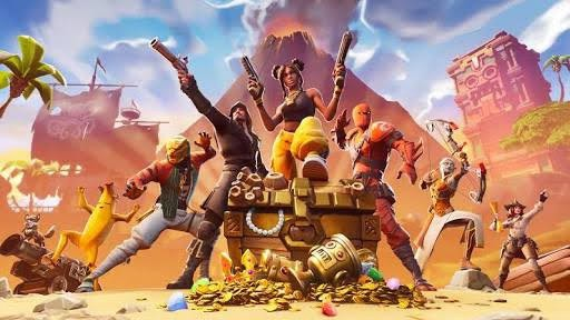 the battle royale game fortnite has been described as the most outstanding and unexpected success in gaming history - footsteps fortnite sound