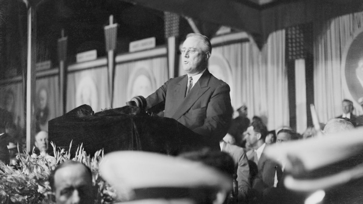 Franklin Roosevelt Tried to Pack the Supreme Court. Democrats Should Too.