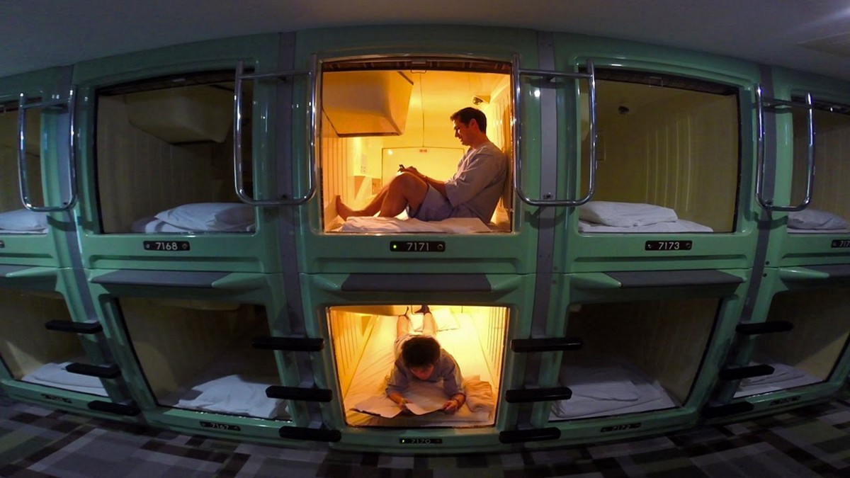 6 Best Value Capsule Hotels In Tokyo Jw Web Magazine