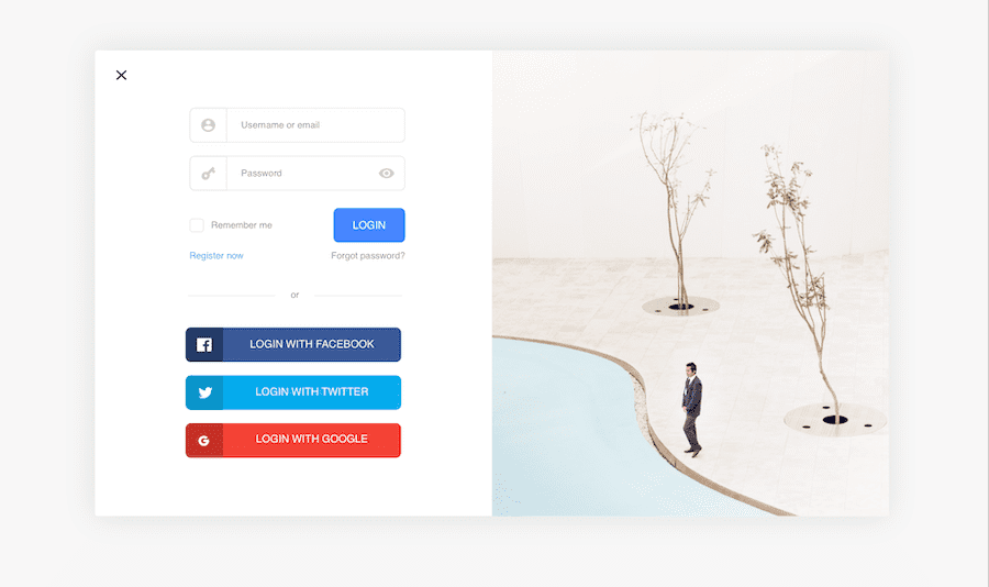 20 Best Free Login Page Examples and Responsive Templates