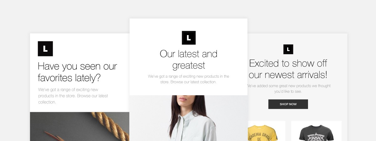 A Fresh New Look For Your Email Marketing Campaigns