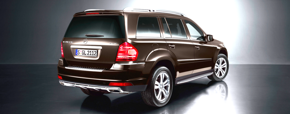 2011 Mercedes Benz Gl 350 Airmatic Suspension Replacement