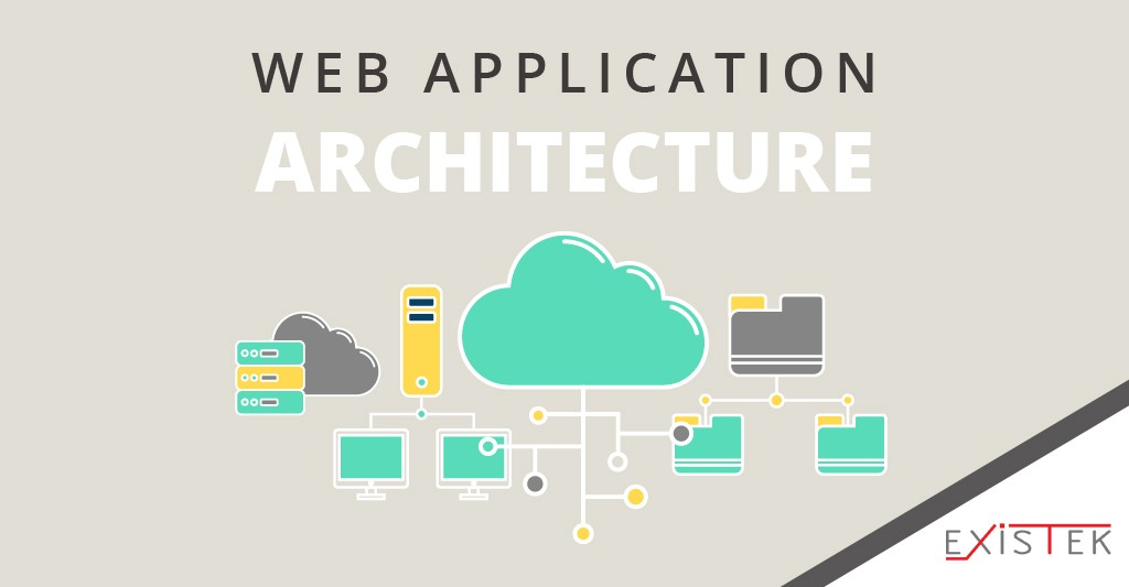 Web Application Architecture  U2013 Existek  U2013 Medium