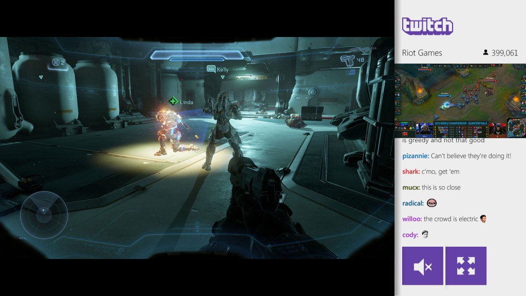 Your favorite chat features are now on Xbox One \u2013 Twitch Blog