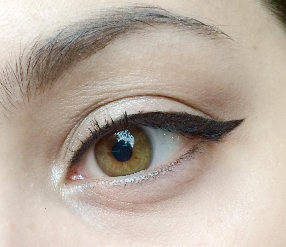 Winged Liner Troubleshooting: How to Make Wings Work For You. (Yes, even hooded eyes!) Tutorial