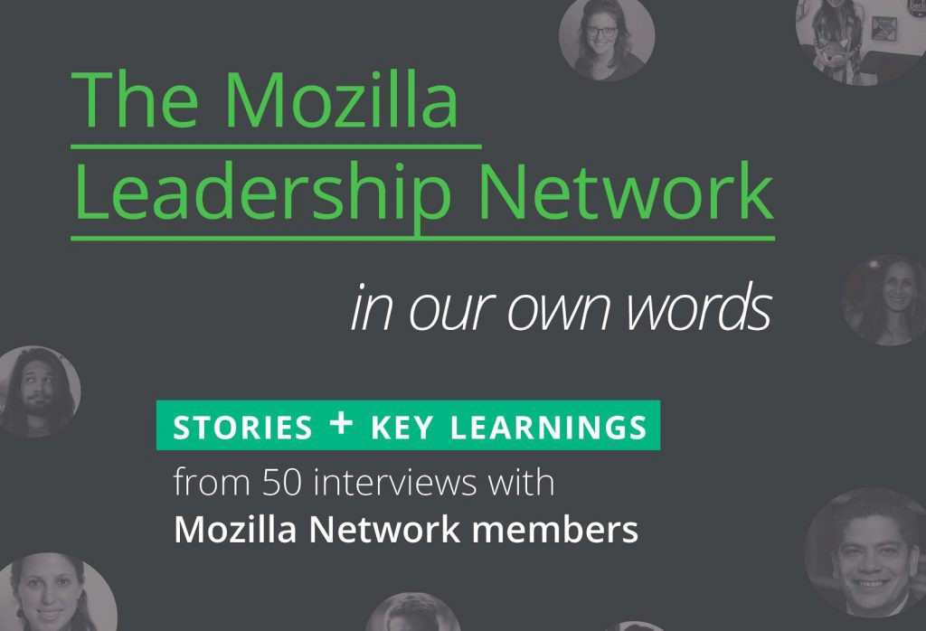 Mozilla Leadership Network