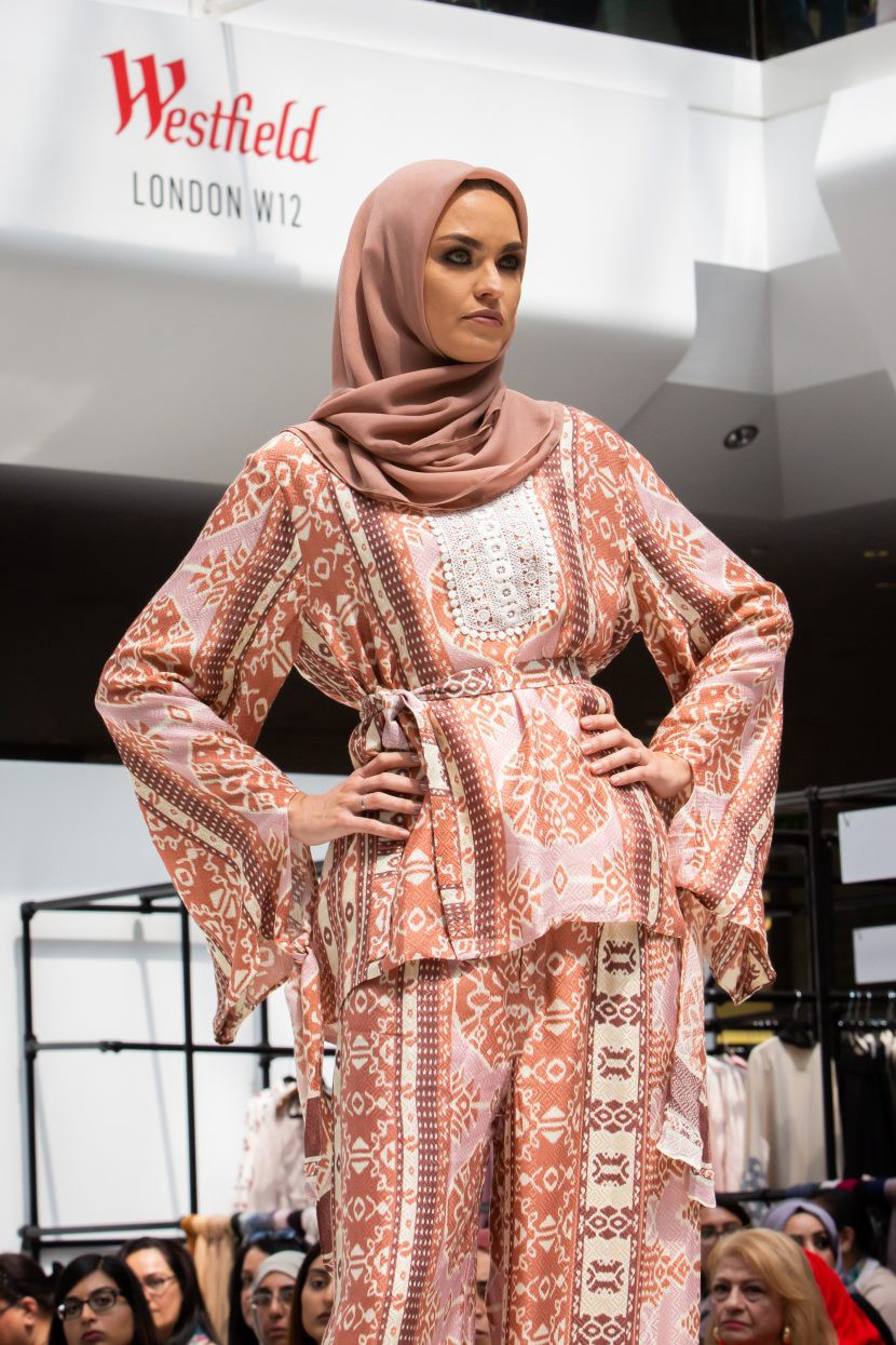 0ca060a40767 BREAKING BOUNDARIES IN MODEST FASHION AT WESTFIELD LONDON, W12