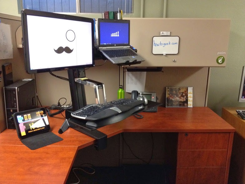 How To Be Successful With A Standing Desk Justin Garrison Medium