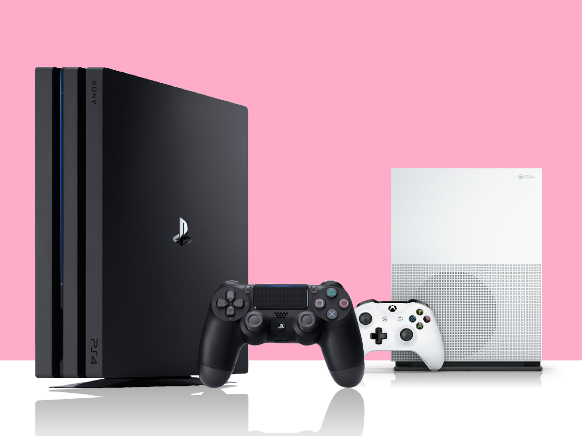 Sony's Gaming Department Is Off to a Amazing Begin in 2017
