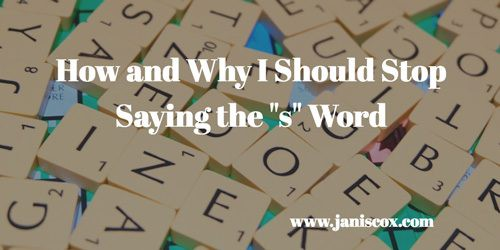 The Word Stupid And Why You Shouldnt >> How And Why I Should Not Say The S Word Faith Hacking