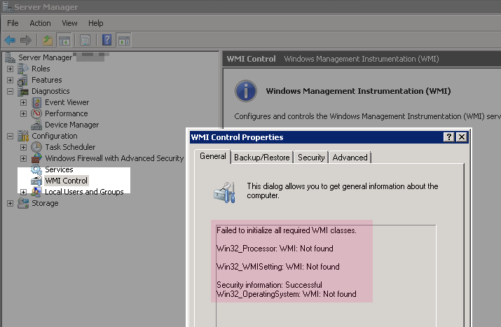 Wmi repository repair tool | wmi is corrupt Solved  2019-04-21