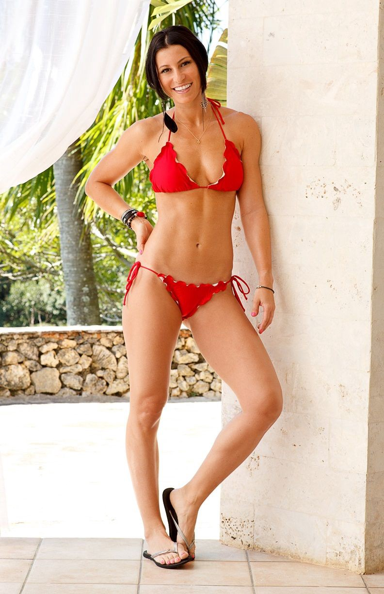 challenge dirty 30: thirty hottest women of the challenge