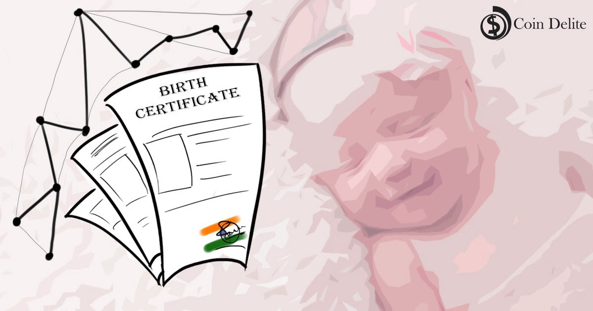 Indian State Government Issues Birth Certificates On Blockchain
