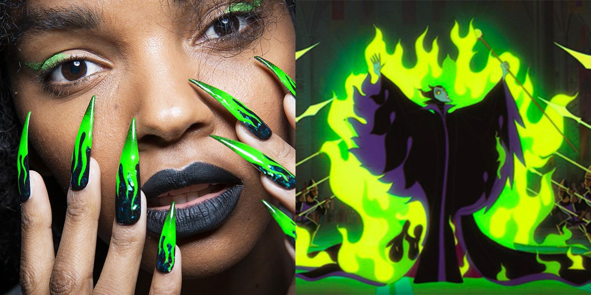 The Disney Villain Nails That Took 500 Hours To Make