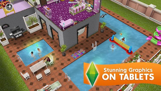 download game the sims freeplay apk+data