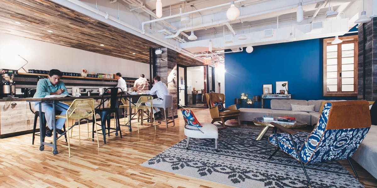 The real estate debt behind wework s nyc offices stacksource Interior design firms in new york city