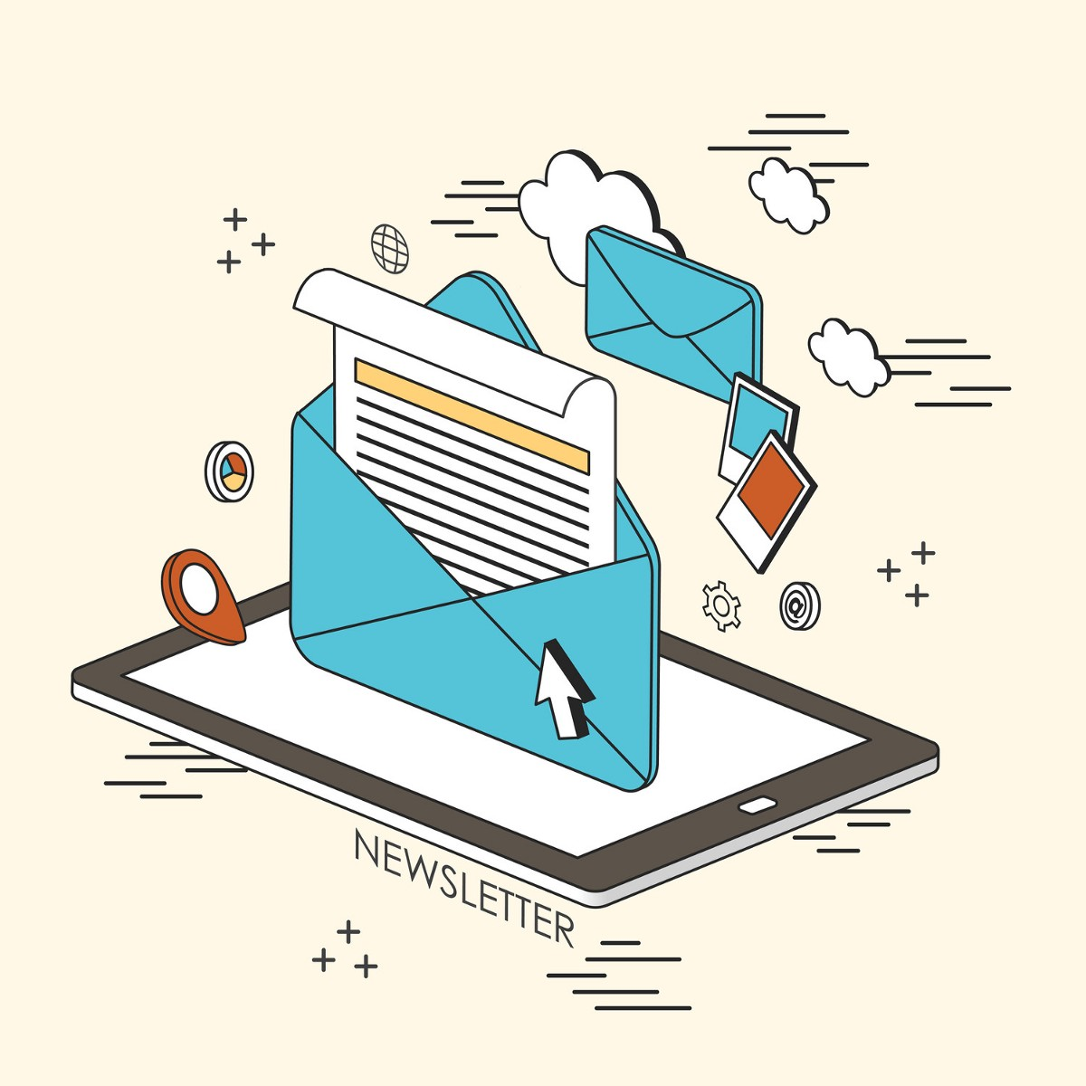 Drawing subscribers to your book-related newsletter: 7 insider tips