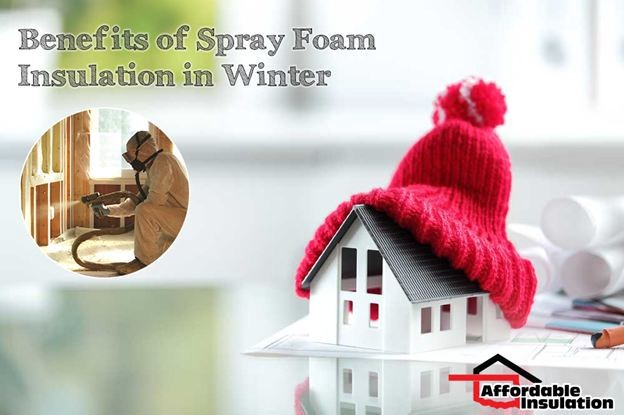 Guide to The Benefits of Spray Foam Insulation During Winter