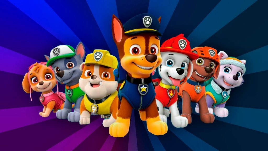 12 Fun Paw Patrol Coloring Pages