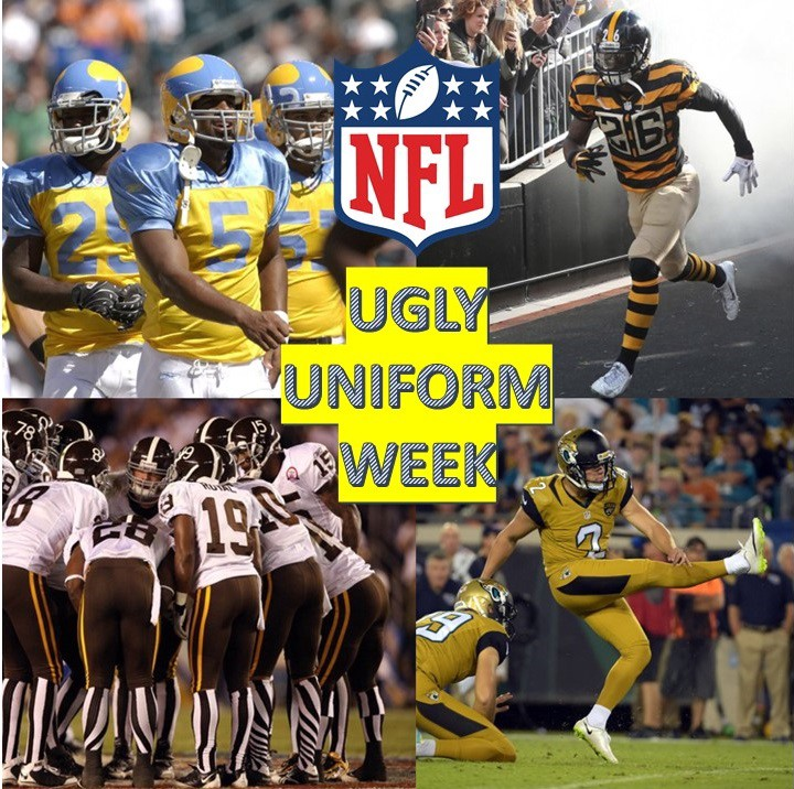 b635524c0bc NFL NEEDS An Ugly Uniform Week – One Take At A Time