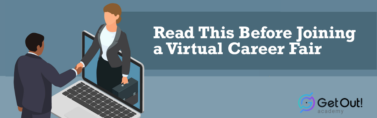 Read This Before Joining a Virtual CareerFair 1
