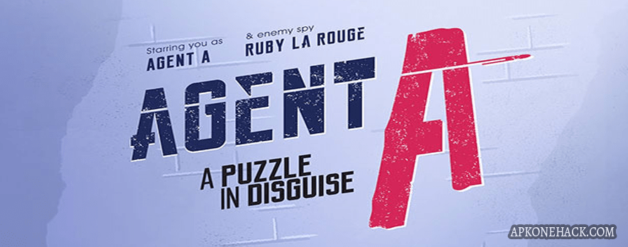 Agent A: A puzzle in disguise Apk + OBB Data [Full Paid] v4