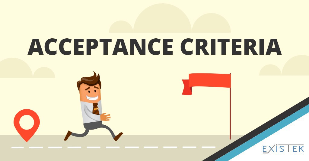 Acceptance Criteria Explanation Examples And Template