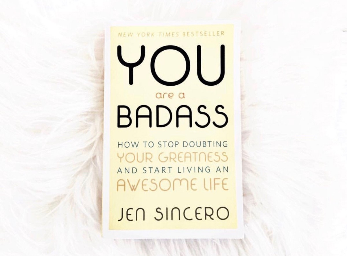 Jen Sincero Quotes Book Review  You Are A Badass  Kalani Mcclain  Medium