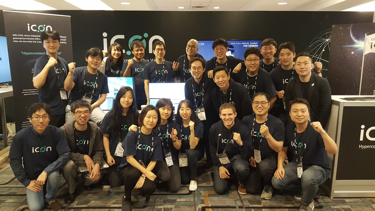 CONSENSUS 2018 – Hello ICON World – Medium