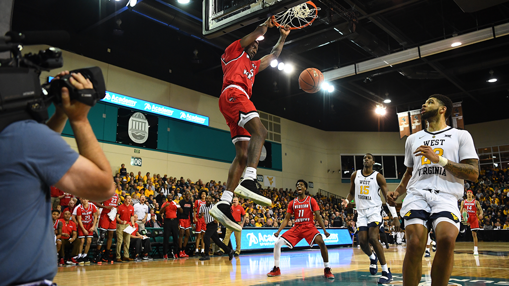 Uk Basketball: WKU Basketball: What Would It Mean For Western Kentucky To