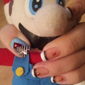 Awesome Twitch Nail Art Twitch Blog