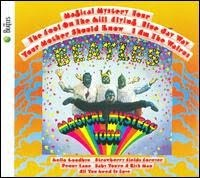 "The Beatles ""Magical Mystery Tour"" Album Cover"