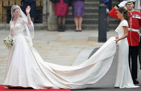 Kate Middleton\'s Wedding Gown, Wikipedia and the Lebanese Parliament