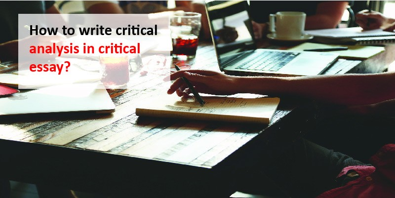 how to write a critical essay on a book