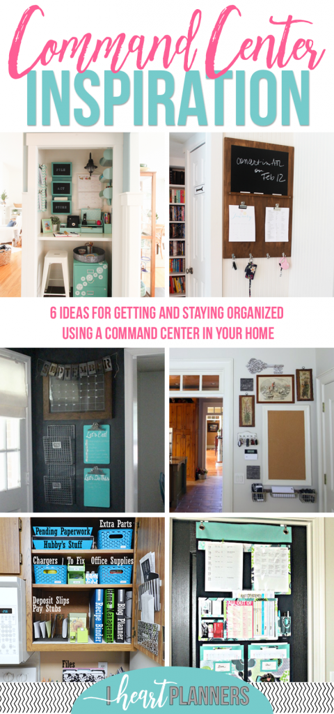 Create Your Own Command Center