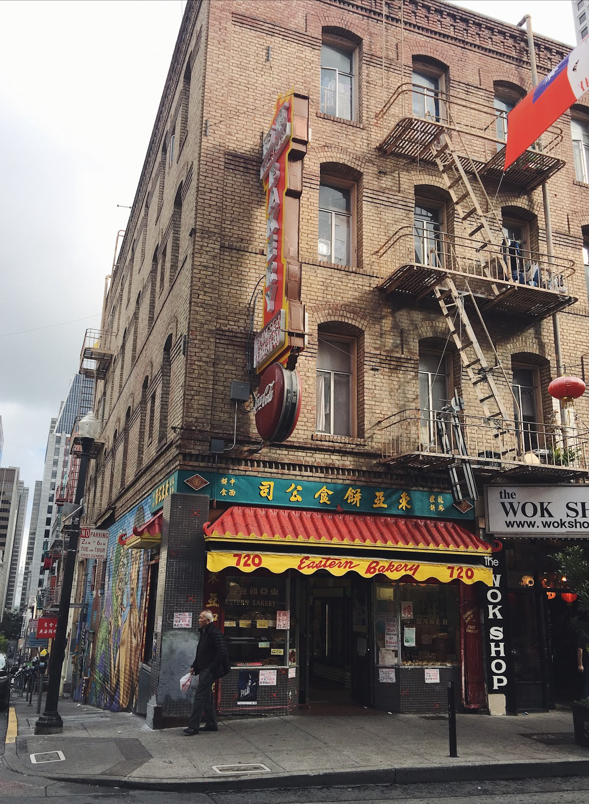 Famous bakery in chinatown san francisco