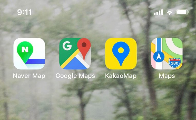 What\'s the best Map app in Korea? – TrySeoul – Medium