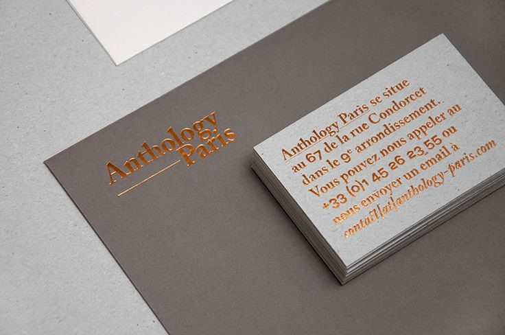 30 beautiful business card designs from up north - Photo Business Cards
