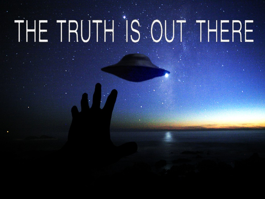 Is there really a UFO or not Say your conclusions