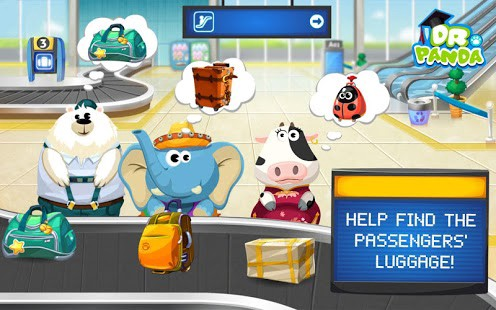 Download Dr  Panda Airport 19 1 85 Apk [Full Paid] for Android free