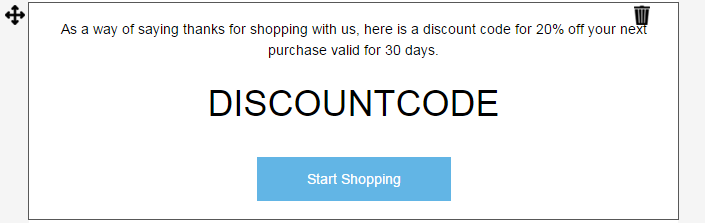 How to Include Unique Discount Codes in Your Shopify Emails 1efdbb056a9a5