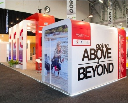 Used Trade Show Booth : Save time and money buy used trade show booth u vividad u medium