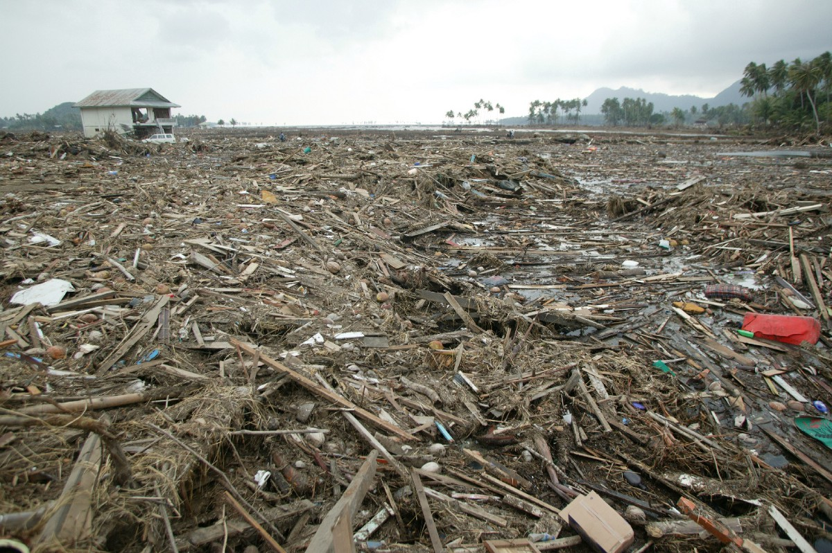 Indonesia orders foreign aid workers helping with tsunami effort to leave