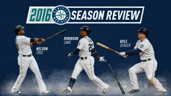 568fd97267 Mariners 2016 Season In Review: The Hitters – From the Corner of ...