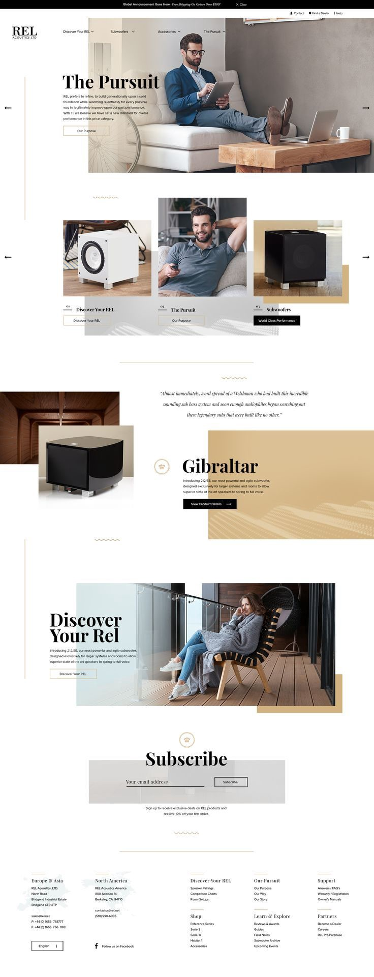 kitchen website design 25 examples of trendy amp modern web design from up 3475