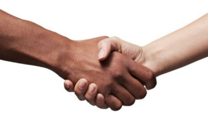 Shake a Thousand Hands – Mike Spinney – Medium