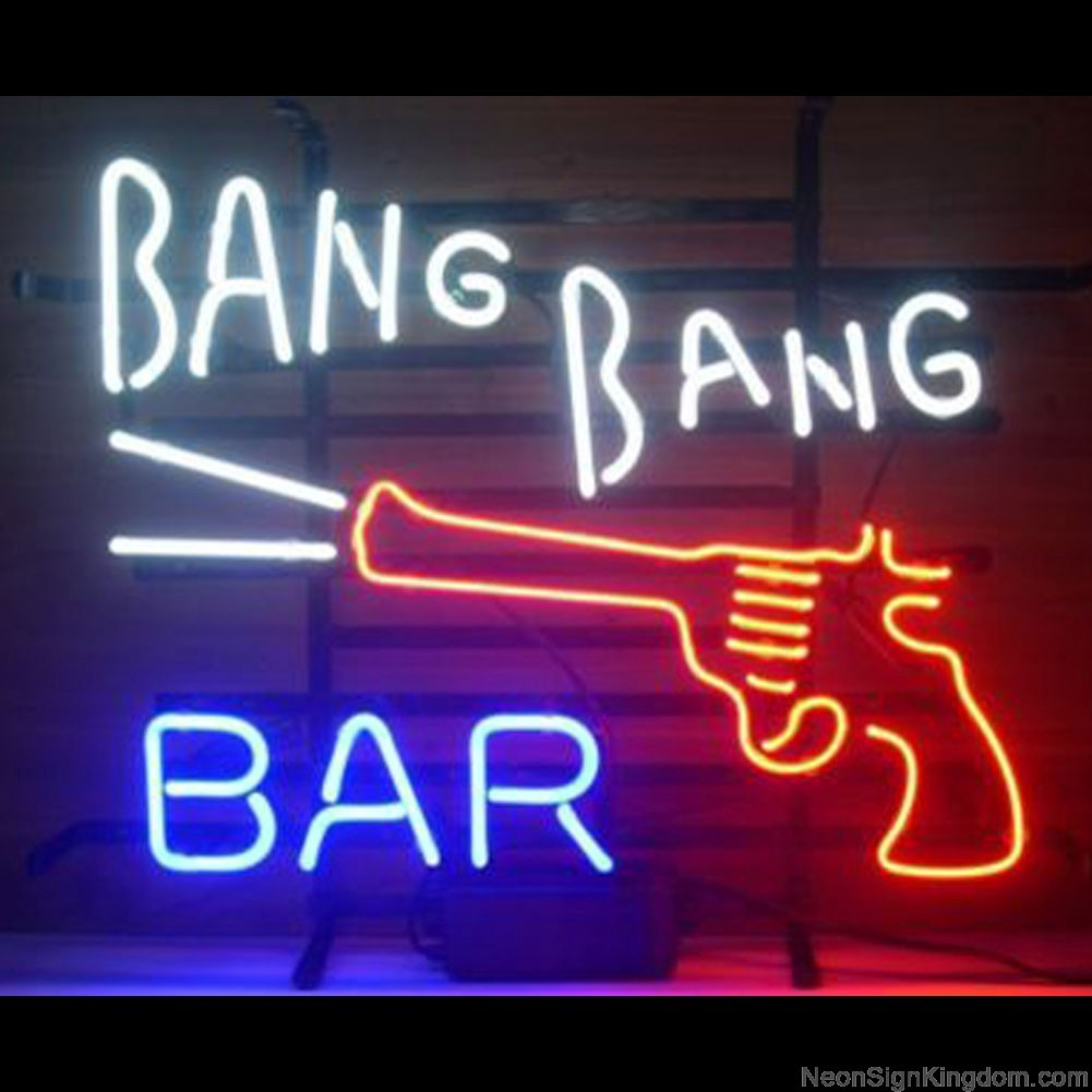 Neon Bar Signs For Sale -The Many Uses of a Custom Neon Light