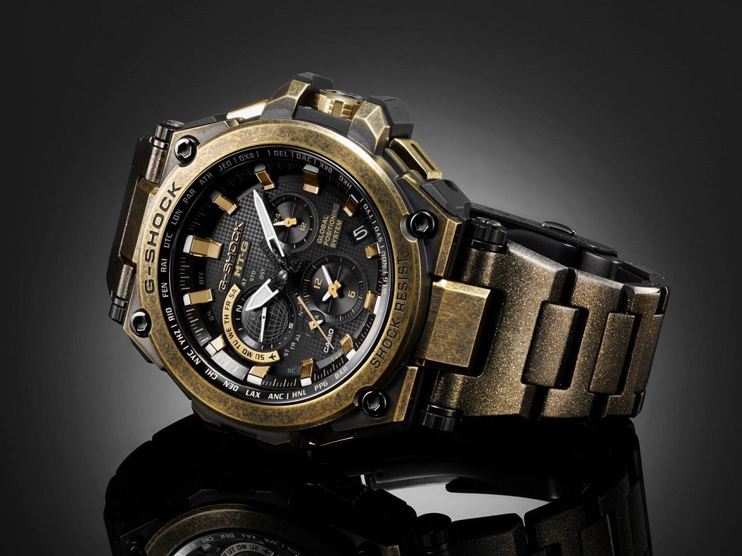18dab3b244aba Top 10 G-SHOCK Watches of 2017
